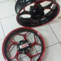 harga Velg Axio Model Ninjaf1 Untuk Cb150r Tokopedia.com