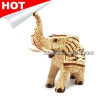 harga Pajangan Patung Gajah Kayu Albasia 22x17x8 Cm Tokopedia.com