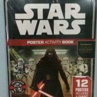 Harga star wars poster activity book buku starwars | Pembandingharga.com
