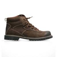 harga Sepatu Jim Joker Pices Casual Boots Brown Tokopedia.com