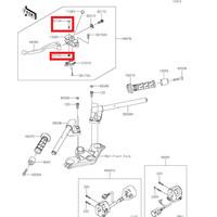harga Baut Dan Mur Handle Kopling Kawasaki Ninja 250fi Original, Ready Stock Tokopedia.com