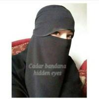 Jual Cadar Bandana Hidden Eyes Murah