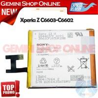 Battery Batrei Baterai Sony Xperia Z C6603-C6602 Original 2330mAh