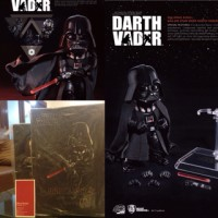 Original Beast Kingdom Egg Attack Action Star Wars - Darth Vader