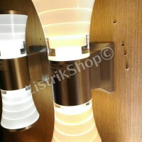 harga Lampu Dinding Led Kristal 2 Arah Model Ht6080/2a (warm White) Tokopedia.com