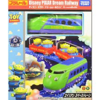 harga Takara tomy Tomica Alien Space Plarail Disney Dream Railway Tokopedia.com