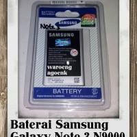 BATERAI SAMSUNG GALAXY NOTE 3 N9000 ( ORIGINAL SEIN 100%)