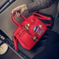 harga Tas Kerja Jinjing / Hermes Birkin Black Hitam Merah Import Korea Tokopedia.com