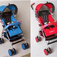 Stroller bayi pliko adventure / kereta bayi pliko 108
