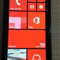 Nokia Lumia 928 4G LTE QUALCOMM MSM8960 DUALCORE 1.5GHZ