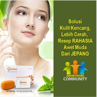 GENNE Collagen Beauty Soap - Bukan Sembarang Sabun Kolagen
