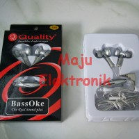 Handsfree Quality Bassoke With Mega Bass