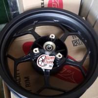 harga Velg Racing Ninja 250 Fi/carb Tapak Lebar Vrossi Tokopedia.com