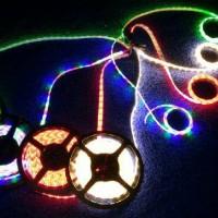 harga Lampu Led Strip Ip65 - 3528 Meteran  Outdoor Anti Air / Waterproof Tokopedia.com