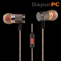 Knowledge Zenith Special Edition 7mm In-Ear Earphones with Microphone