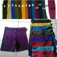 celana short/daleman/hot pants/legging pendek/celana ketat