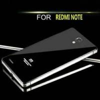harga backcase style iphon tempered glas untuk  xiaomi redmi note1 3G.4G Tokopedia.com