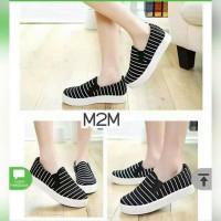 Sepatu Kets Foxing Sneakers Zebra Aliando Prilly