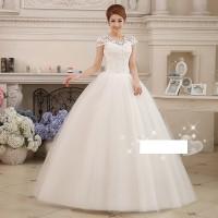 Gaun Pengantin Baju Pengantin Wedding Gown Wedding Dress 2016 02003