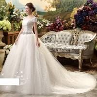 Gaun Pengantin Baju Pengantin Wedding Gown Wedding Dress 2016 02002