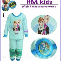 Piyama HM Kids L - Frozen Fever (2-7 Tahun)