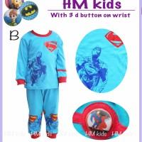 Piyama Hm Kids B - Superman (7-12 Tahun)