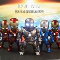 Kids Logic Kids Nation Iron Man KWS Marvel Ironman Iron Monger Set -8