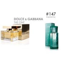Parfum Luxury Wanita FM 147 - Inspired By DOLCE & GABBANA