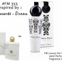 Parfum Luxury Wanita FM 355 - Donna Trussardi