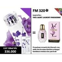 Parfum Luxury Wanita FM 320 - Yves Saint Laurent Parisienne Leaun