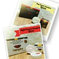 CREAM VAMPIRE BPOM SET BOX (Day & Night Whitening Cream)