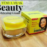 CREAM TEMULAWAK POT KACA - Beauty Whitening Cream 20gr