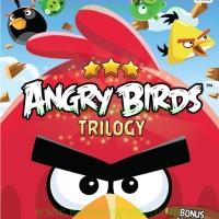 Wii U Angry Birds Trilogy R1