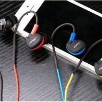 Sport Earphone FONGE + Mic Original Earhook Headset Super Bass