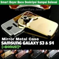 Samsung S3 S4 Mirror Metal Case / aluminium cover almunium Galaxy