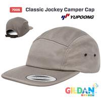 Jual 7005 Classic Jockey Camper Cap Snapback Flexfit Yupoong Topi Original Murah