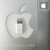 100% ORIGINAL Lightning to Micro USB Adapter Adaptor iPhone iPad iPod