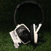 KOMIC Wired Stereo Headset / Headphones / Headphone HED323 (POWERFULL BASS)