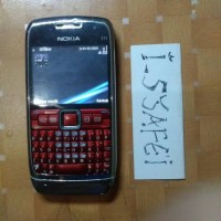 Nokia E71 Normal.lancar.siap Pke