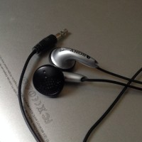 ORIGINAL SONY MDR-E706 EARPHONE EARBUD GOOD SOUND QUALITY