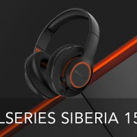 Headset SteelSeries Siberia 150 Black USB New!!!