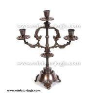 Antique Candle Holder - Tempat Lilin Antik Cabang 3
