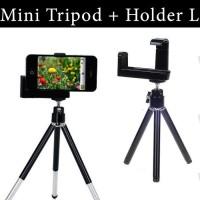 harga Mini Tripod Fly Stand Mobile Holder L For Hp Smartphone / Handphone Tokopedia.com