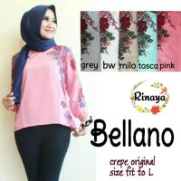 harga SUPPLIER BAJU HIJAB NEW BELLANO RNY Tokopedia.com