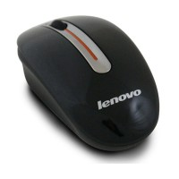 Lenovo Wireless Mouse N3903A - EM Black
