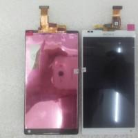 LCD + TOUCHSCREEN SONY XPERIA LT35 / SONY XPERIA x BLACK / WHITE ORI