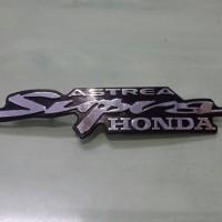 Emblem Honda Astrea SUPRA