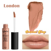 NYX Soft Matte Lip Cream London