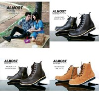 Sepatu boot stefan william sinetron anak jalanan 3 warna sepatu buts
