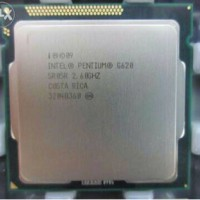 processor intel dual core G620 + fan ori 2.6 ghz socket 1155